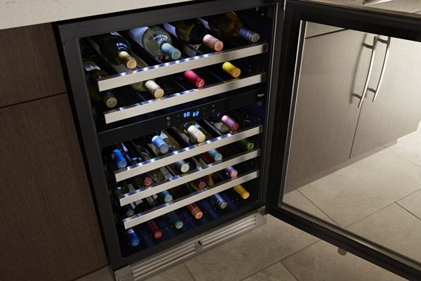 How to store wine.