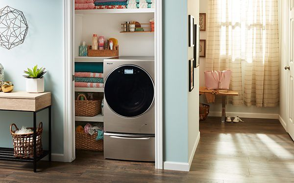 How to organize your laundry room?