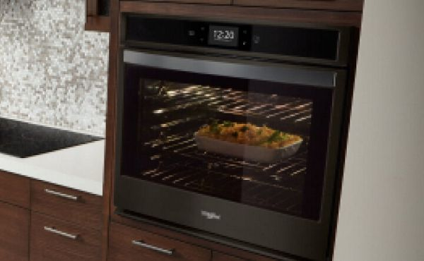 What is a standard wall oven size?