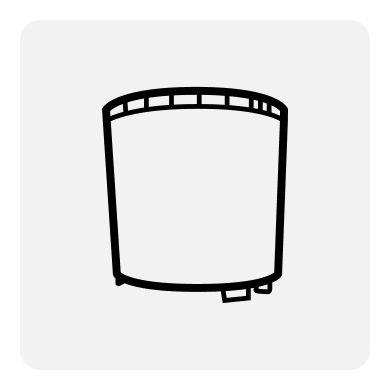 Tub/drum