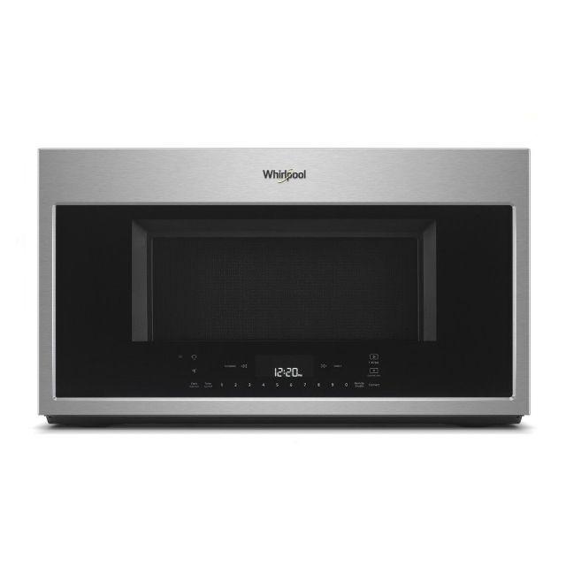 Whirlpool® smart microwave