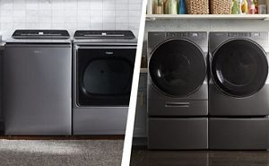 Is a front load or top load washer right for you?