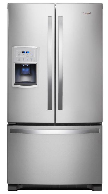 Whirlpool® Counter-Depth French Door Refrigerator