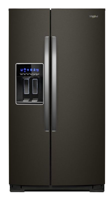 Whirlpool® Counter-Depth Side-by-Side Refrigerator