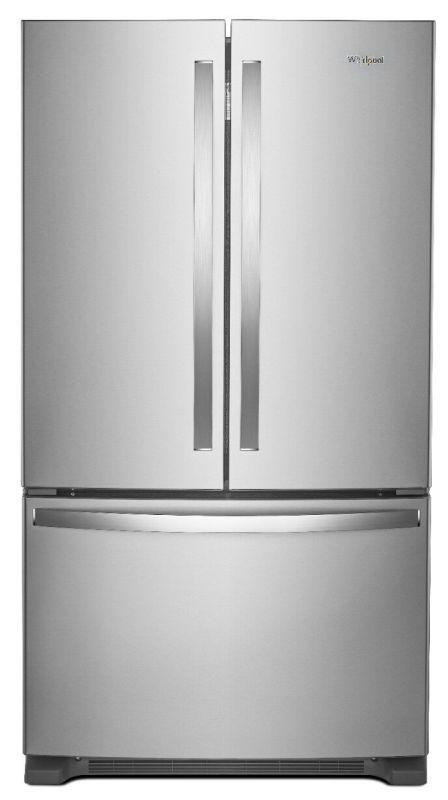 Shop Whirlpool® Counter-Depth French Door Refrigerator