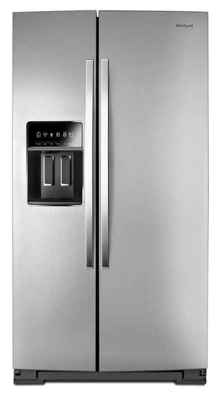 Shop Whirlpool® Counter-Depth Side-by-Side Refrigerator