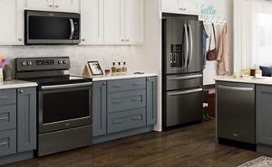 Kitchen featuring Whirlpool® appliances
