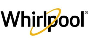 Whirlpool<sup>&reg;</sup> logo