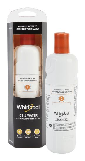 Whirlpool® water filter WHR2RXD1.