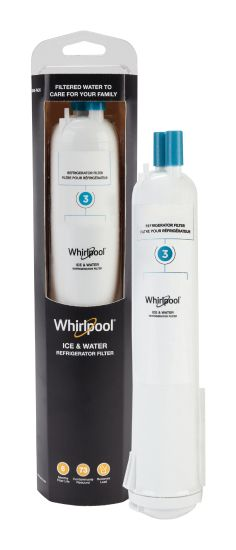 Whirlpool® water filter WHR3RXD1.