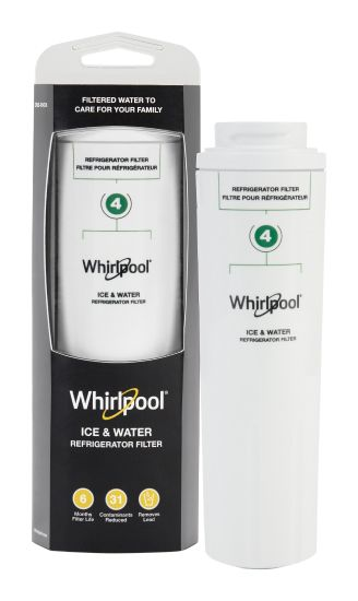 Whirlpool® water filter WHR4RXD1.