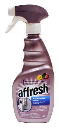 Limpiador Affresh(r) para productos de acero inoxidable