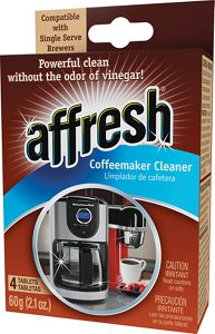 Coffee Maker Cleaner Tablets - 4 Count