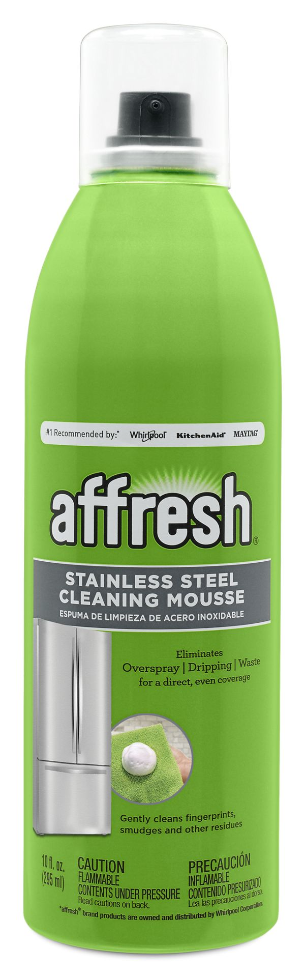 Affresh® Stainless Steel Cleaning Mousse