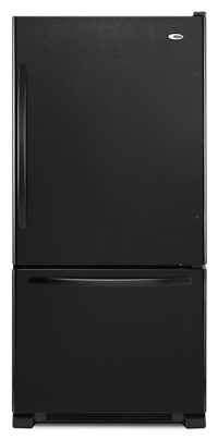 33-inch Wide Bottom-Freezer Refrigerator with EasyFreezer™ Pull-Out Drawer - 22 cu. ft. Capacity