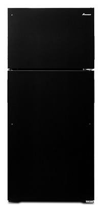 28-inch Top-Freezer Refrigerator with Gallon Door Storage Bins