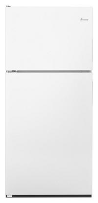 30-inch Amana® Top-Freezer Refrigerator with Glass Shelves