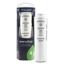 Filtre à eau et glaçons Everydrop™  n˚4 pour réfrigérateur. Modèle  EDR4RXD1B.