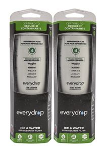 everydrop® Refrigerator Water Filter 4 - EDR4RXD1 (Pack of 2)