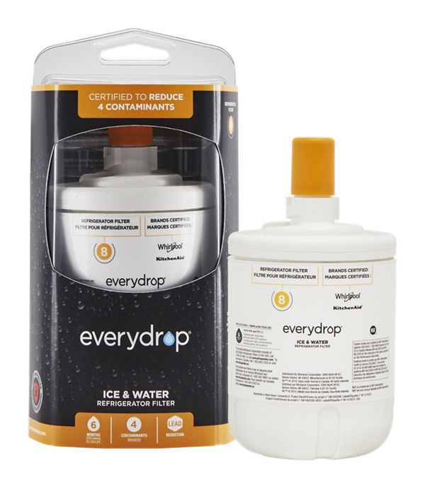 Image of EveryDrop® Ice & Water Refrigerator Filter