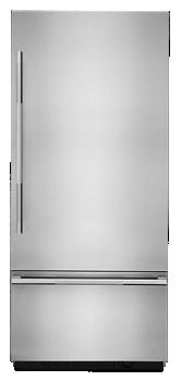 "RISE™ 36"" Fully Integrated Built-In Bottom-Freezer Refrigerator Panel-Kit"