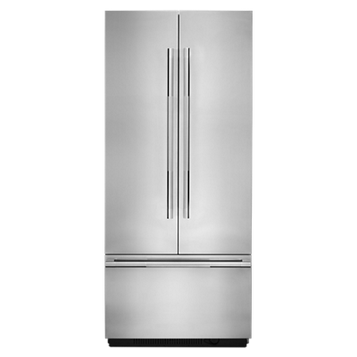 "RISE™ 36"" Fully Integrated Built-In French Door Refrigerator Panel-Kit"
