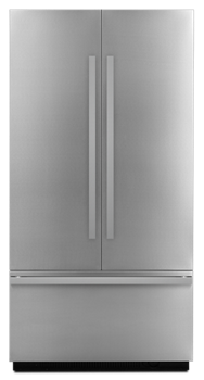 "NOIR™ 42"" Fully Integrated Built-In French Door Refrigerator Panel-Kit"
