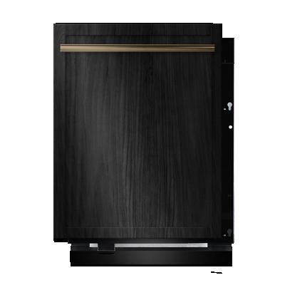"Panel-Ready 24"" Built-In Dishwasher, 38 dBA"