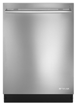 "Euro-Style 24""TriFecta™ Dishwasher, 38 dBA"