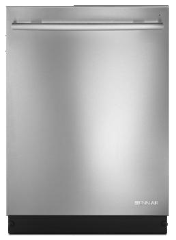 "Euro-Style 24""TriFecta™ Dishwasher, 38 dBA"