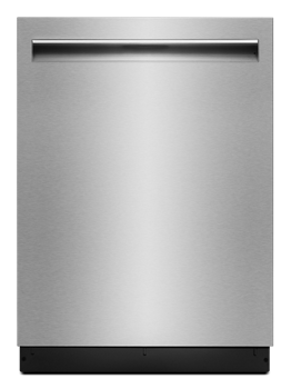 "Lustre Stainless 24"" TriFecta™ Pocket-Handle Dishwasher, 38 dBA"