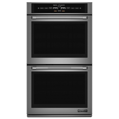 "Euro-Style 30"" Double Wall Oven with V2™ Vertical Dual-Fan Convection System"
