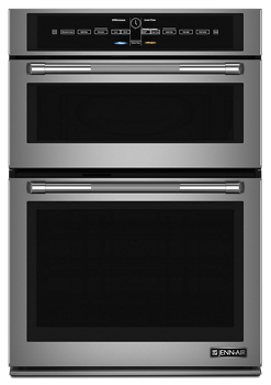 "Pro-Style® 30"" Microwave/Wall Oven with V2™ Vertical Dual-Fan Convection System"