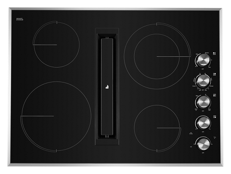 "Euro-Style 30"" JX3™ Electric Downdraft Cooktop"