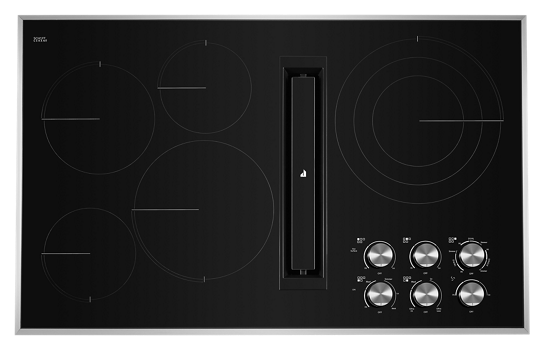 "Euro-Style 36"" JX3™ Electric Downdraft Cooktop"