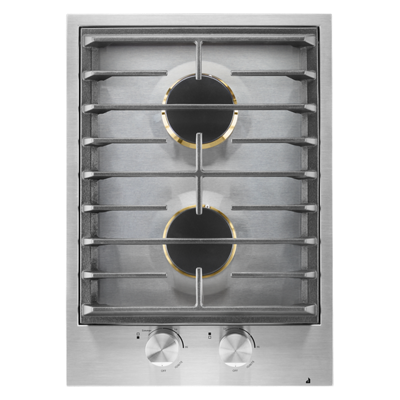"Custom 15"" 2-Burner Gas Cooktop"