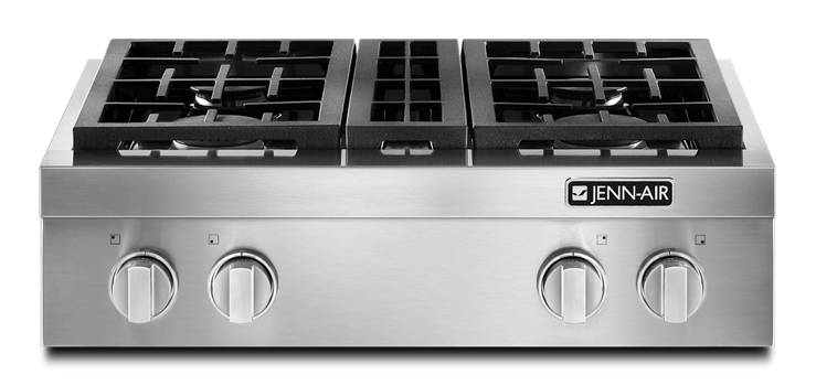 Gas Range Cooktop With Downdraft Gnosislivre Org