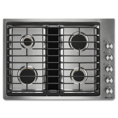 "Euro-Style 30"" JX3™ Gas Downdraft Cooktop"