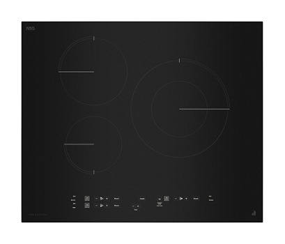 "Oblivion Glass 24"" Induction Cooktop"
