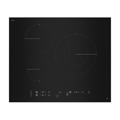 "Oblivion Glass 24"" Induction Cooktop"