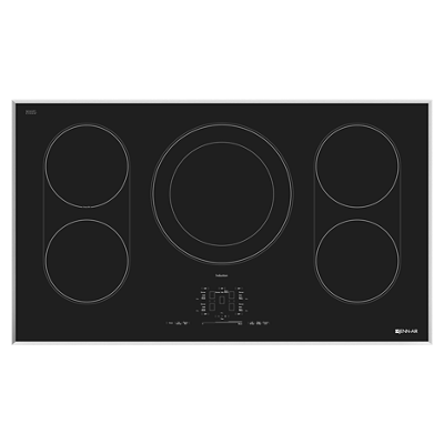 Euro Style 36 Induction Cooktop Jennair