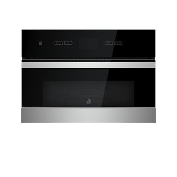 "NOIR™ 27"" BUILT-IN MICROWAVE OVEN WITH SPEED-COOK"
