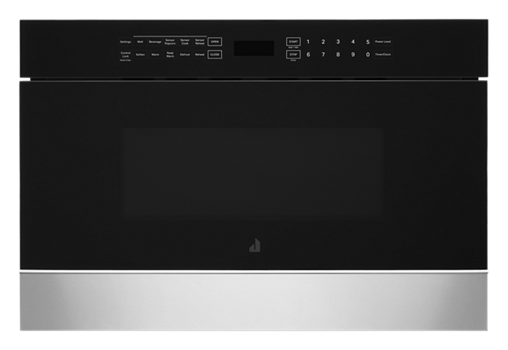 "NOIR™ 24"" Under Counter Microwave Oven with Drawer Design"