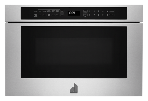 "RISE™ 24"" Under Counter Microwave Oven with Drawer Design"