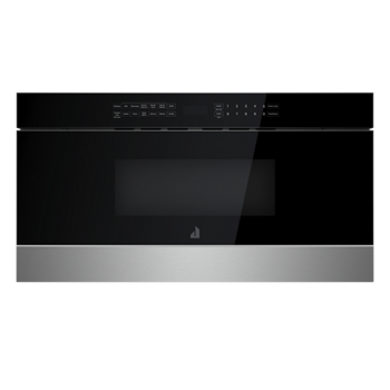 "NOIR™ 30"" Under Counter Microwave Oven with Drawer Design"