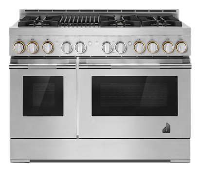 "RISE™ 48"" Gas Professional-Style Range with Grill"