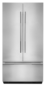 "RISE™ 42"" Fully Integrated Built-In French Door Refrigerator Panel-Kit"
