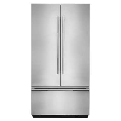 """RISE™ 42"""" Fully Integrated Built-In French Door Refrigerator Panel-Kit"""