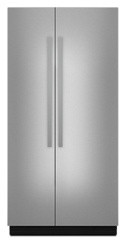 "NOIR™ 42"" Fully Integrated Built-In Side-by-Side Refrigerator Panel-Kit"