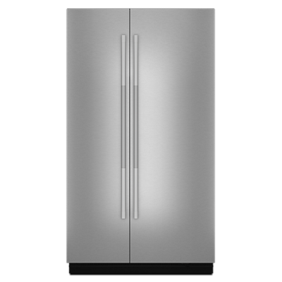 """RISE™ 48"""" Fully Integrated Built-In Side-by-Side Refrigerator Panel-Kit"""